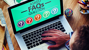 frequently asked questions about our services